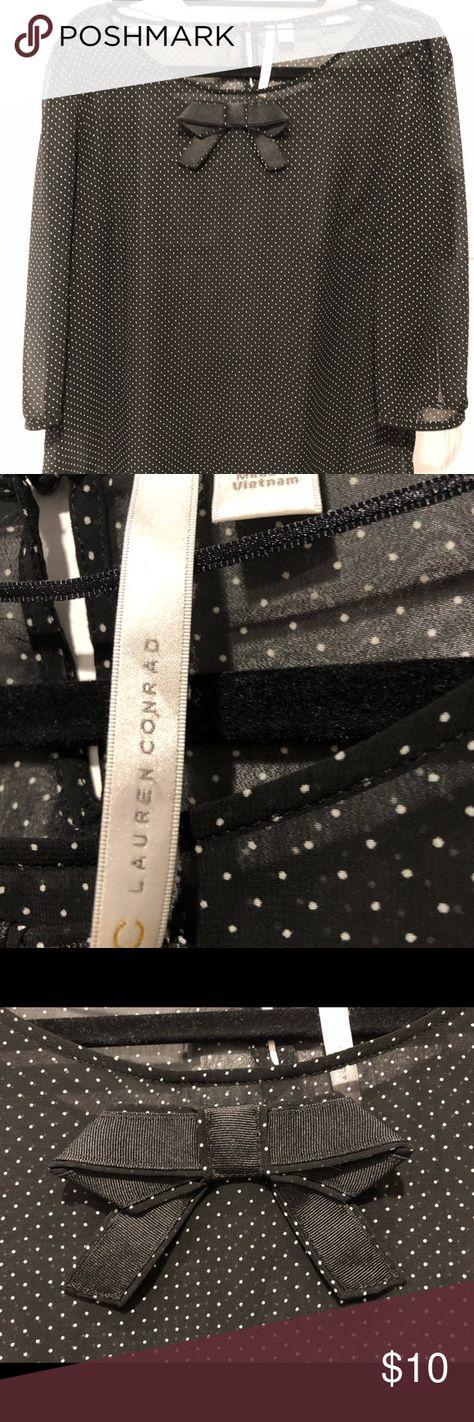 8e411963 List of Pinterest sheer blouse white polka dots pictures & Pinterest ...