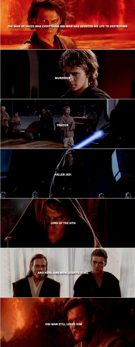 This is the twilight of the Jedi.
