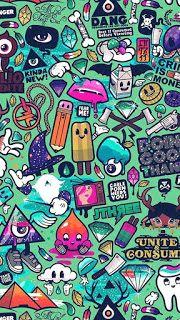 خلفيات سطح المكتب جرافيتي بأعلي جودة Desktop Graffiti Wallpapers Graffiti Wallpaper Iphone Graffiti Cartoons Cartoon Wallpaper Iphone