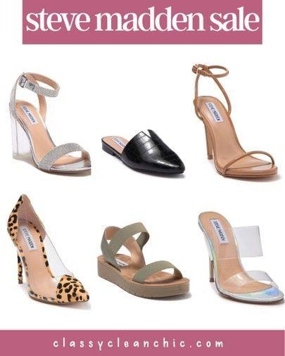 Sale alert! Steve Madden shoes on sale