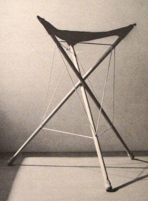 tensegrity furniture. david fleischer tensegrity stool 1975 structure pinterest stools and architecture furniture l