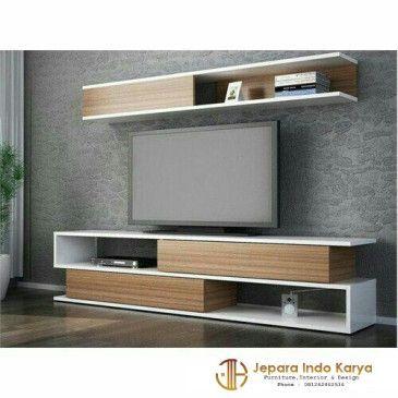Background Tv Minimalis Ruang Keluarga Desain Furnitur Desain