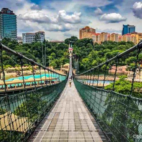 سياحة ماليزيا Landmarks Brooklyn Bridge Travel