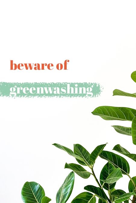 When Building Your Sustainable Wardrobe Beware Of Greenwashing This Is Where A Brand Will Spend More Time A How To Find Out Self Service Laundry Green Living