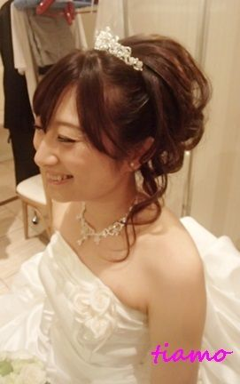 122 件のおすすめ画像: ボード「Wedding hair」 | ブライダル