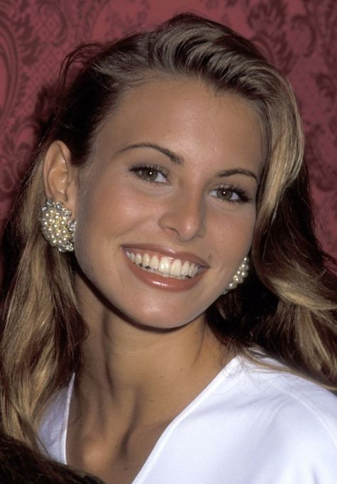 models Niki Taylor began modeling at age landing on the cover of Vogue at 15 and signing a contract with Cover Girl at Here she is in 1992 at Photo: Ron Galella, WireImage
