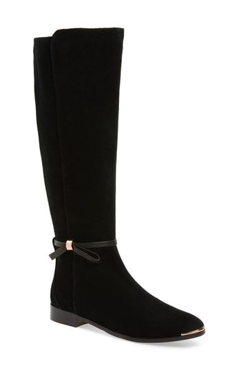 Ted baker boots, Boots, Knee high boots