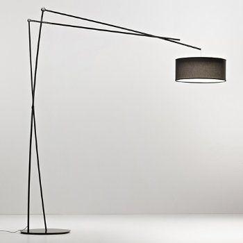 Effimera Floor Lamp Oversized Floor Lamp Modern Floor Lamps Modern Arc Floor Lamp