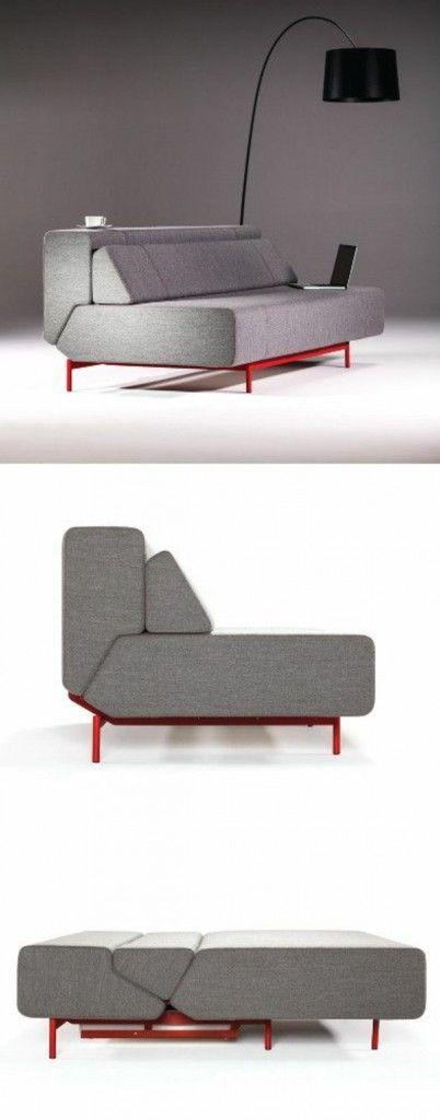 Die besten 25+ Schlafsofa Matratze Ideen auf Pinterest Matratzen - designer couch modelle komfort