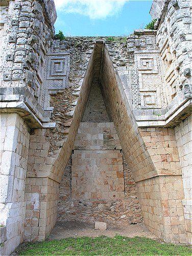 UXMAL: Mayan Ruins in Yucatan Mexico: photos and history