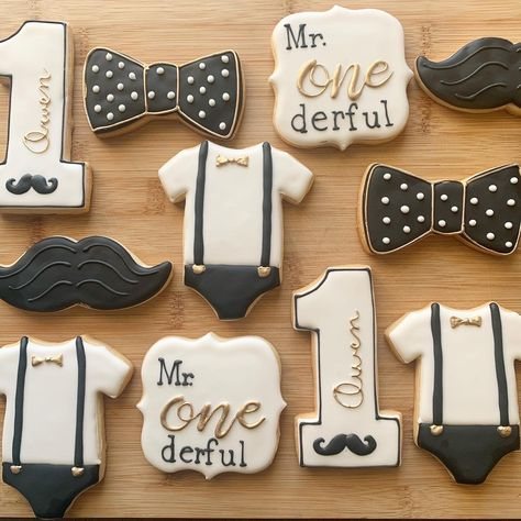 Excited to share this item from my shop: Mr. ONEderful Cookies, First Birthday, Bow Tie, Mustache First Birthday Cookies, Boys First Birthday Party Ideas, One Year Birthday, Birthday Themes For Boys, Baby Boy First Birthday, First Birthday Gifts, Boy Birthday Parties, First Birthdays, Mustache First Birthday