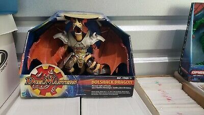 Duel Master Bolshack Dragon Deluxe Figure New Sealed In 2020