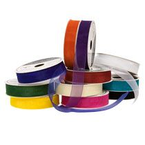 Colorful ribbon is an essential for many craft and home décor projects. Save money on supplies when you shop at Dollar Tree — each ribbon spool is only $1!