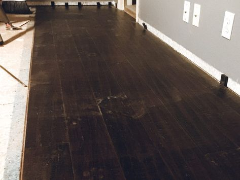 Installing Diy Floating Flooring Can Be Intimidating But It S Really A Pretty Simple Project You Only Need A Few Tools A Flooring Floating Floor Renovations