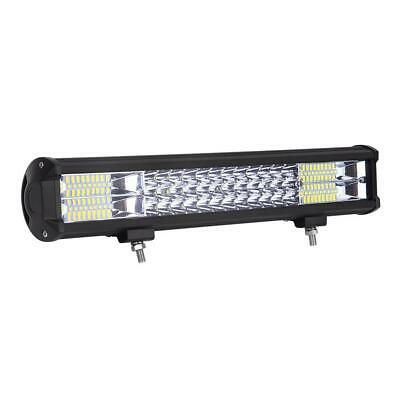 Details About 17inch 6d Led Lamp Flood Spot Combo Beam Offroad