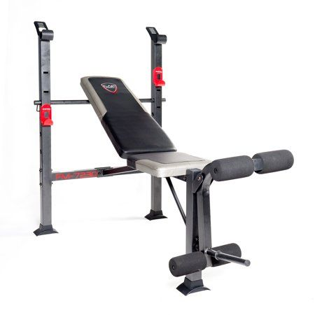 Cap Strength Standard Bench Walmart Com In 2020 Adjustable Weight Bench At Home Gym Weight Benches