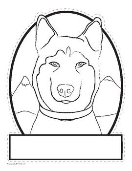 Pin By Michelle Grillo On Teaching Dog Activities Dog Sledding Cat Coloring Book