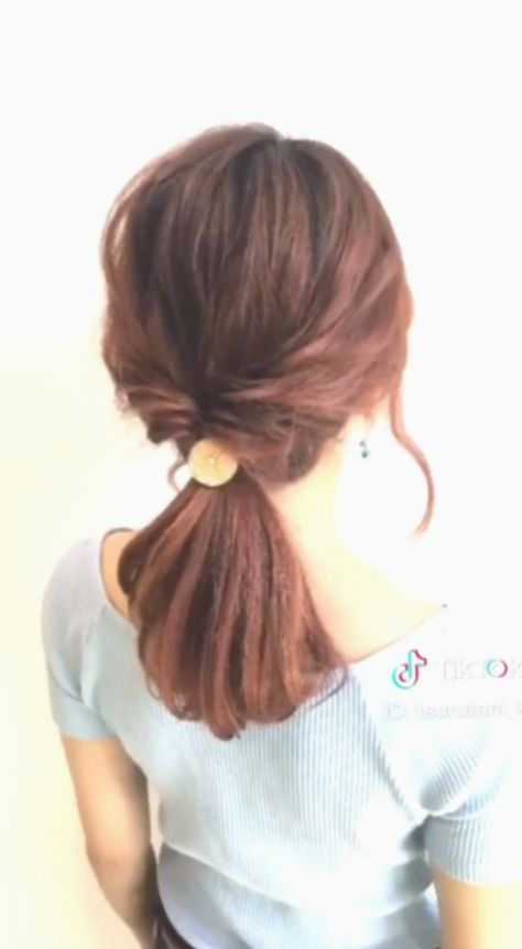 21+ Hairstyles Short Videos Ulzzang