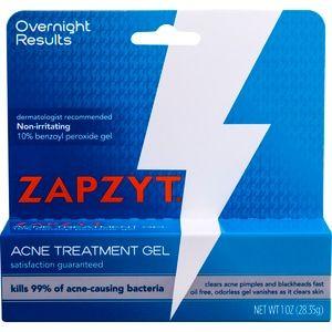 Zapzyt Acne Treatment Gel Reviews