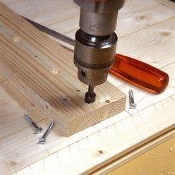 Comment Fabriquer Des Volets Battants En Bois De Sapin Volet Pliant Volet Bois Trucs Et Astuces Maison
