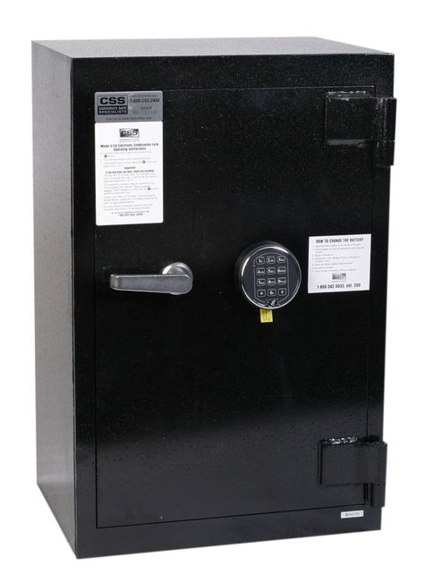 Fireking B3018 Sr2 Burglary Safe Locker Storage Electronic Lock