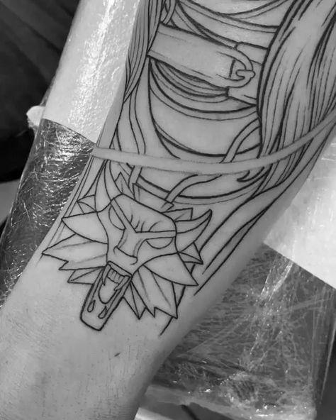 Full Sleeve Artistic Tattoo!