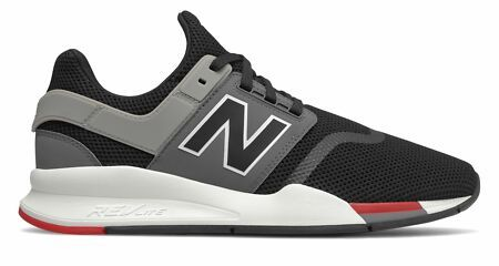 Chic New Balance Men's 247 Shoes Black Shoes from top store   New ...