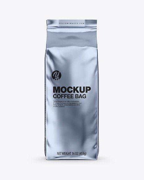 Metallic Pouch Mockup Mockup Free Psd Mockup Psd Free Psd Mockups Templates