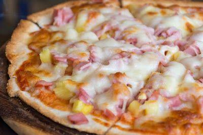 Receta pizza 1 kilo de harina