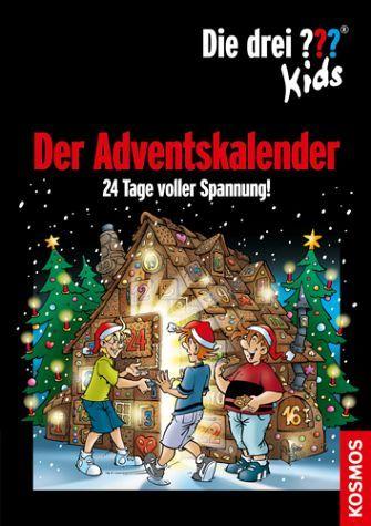 Die Drei Kids Der Adventskalender 24 Tage Voller Spannung Adventkalender Adventskalender Advent