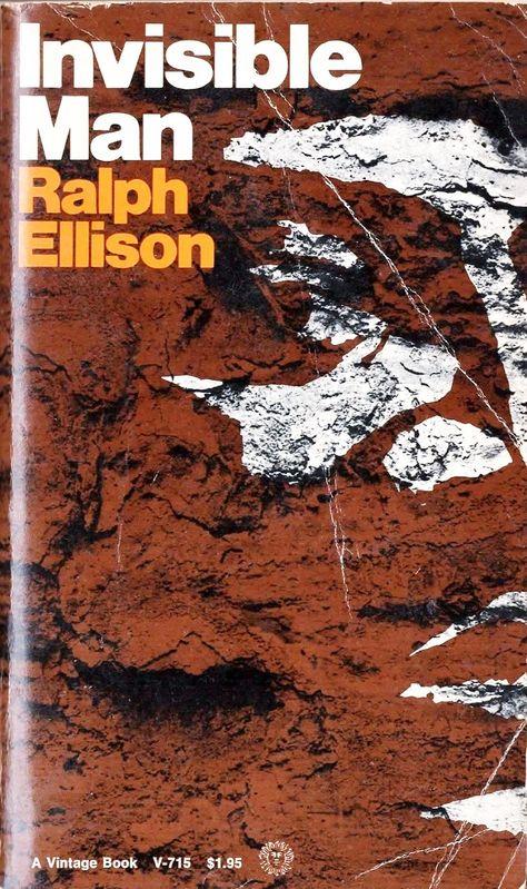 INVISIBLE MAN V715, Ellison, Ralph