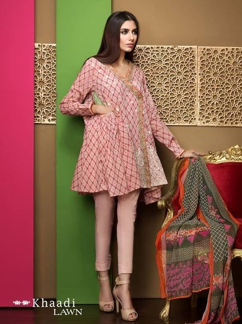These 30 Pakistani Lawn suits will change all your perceptions about suits and Kurtis. Loaded with fresh designs and color, these Lawn suits