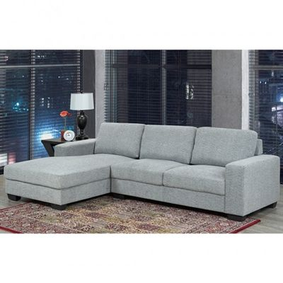 Brassex Sectional Sofa Uj0999s 40 With Left Hand Chaise Sectional Sofa Sectional Home