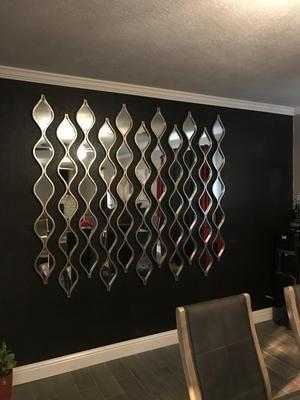 Kirkland S Wall Mirror Decor Living Room Mirror Dining Room