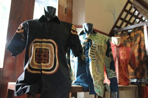 9200 Koleksi Model Baju Batik Orang Tua Gratis Terbaik