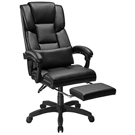 Fantastic Langria New Gaming Chair Racing Style Faux Leather High Back Machost Co Dining Chair Design Ideas Machostcouk