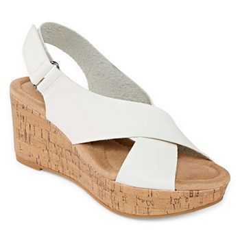 Shoes - JCPenney   Wedge sandals