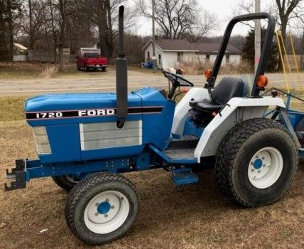 Free Ford 1320 Tractor Service Repair Manual Repair Manuals Hydraulic Systems Tractors