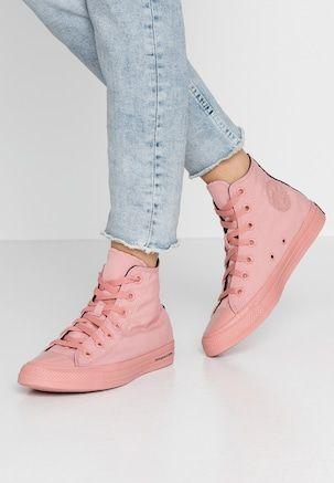 CHUCK TAYLOR ALL STAR OPI - Sneakers hoog - rust pink/black ...