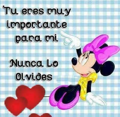 Eres Importante Para Mi Frases De Amor Cosas Lindas De