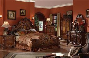 Platform King Size Bed Set For Master Bedroom | King Beds ...