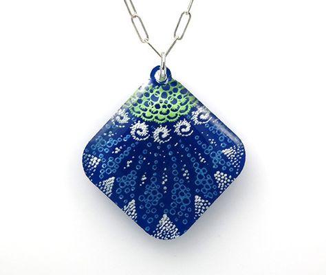 Starfish Necklace - Diamond Shape