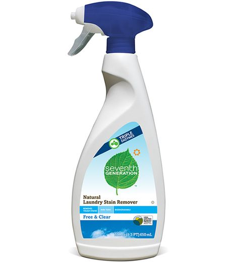 Natural Laundry Stain Remover Seventh Generation Laundry Stain