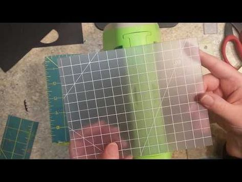 Use your self-healing mat in place of your cutting plates in your die cutting machines. This works in both electronic and manual machines. Here are the sandw. Card Making Tips, Card Making Tutorials, Card Making Techniques, Making Ideas, Gemini Die Cutting Machine, Embossing Machine, Cuttlebug Machine, Cricut Cuttlebug, Die Cut Machines