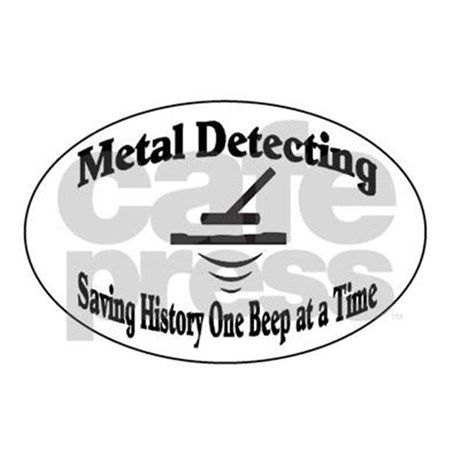 Metal Detecting Decal Metal Detecting Retro Logo Inspiration Metal
