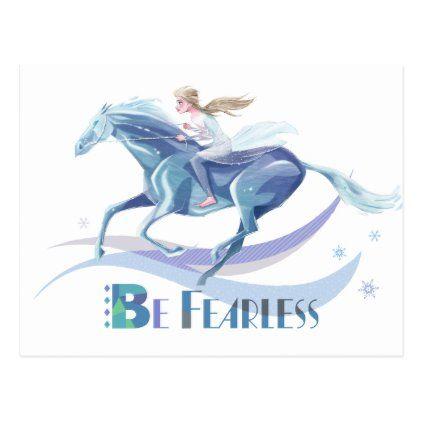 Frozen 2 Elsa The Water Nokk Postcard Zazzle Com In 2020 Disney Gifts Frozen Kids Kid Movies