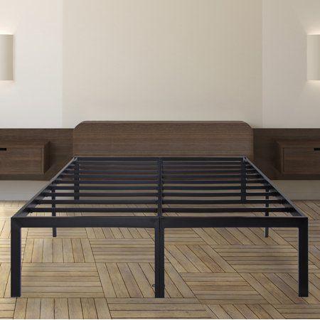 Bedroom Twin Size Bed Metal Frame Black Also Eleranbe Compack 6
