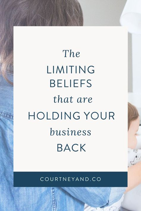 Limiting beliefs can stop you from pursuing your own dreams for your business and personal life. What is stopping you right now from making your entrepreneur dreams and plans come true? This blog tackles this roadblock head on! #limitingbeliefs #business #entrepreneur