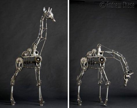 steampunk-giraffe