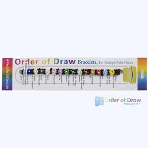 Order Of Draw Flower Bracelet Great For Those Just Starting
